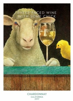 2017 Sheep Faced on Wine Chardonnay