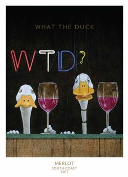 2017 What the Duck Merlot