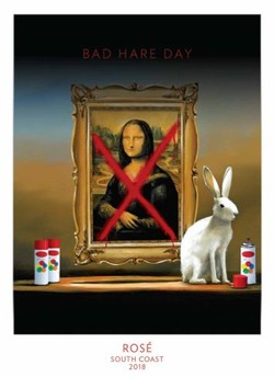 2018 Bad Hare Day Rosé